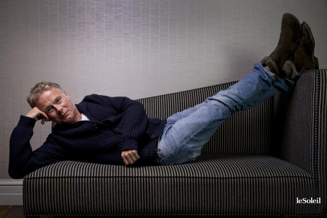L'humoriste et acteur français Franck Dubosca eu un... (PHOTO ARCHIVES LE SOLEIL)
