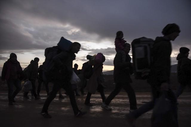 Le projet coïncide avec la crise des migrants... (Agence France-Presse)