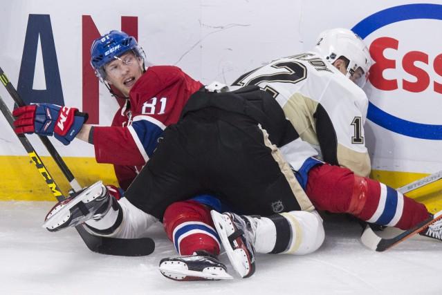 Lars Eller ne se considère pas comme superstitieux,... (La Presse Canadienne, Paul Chiasson)