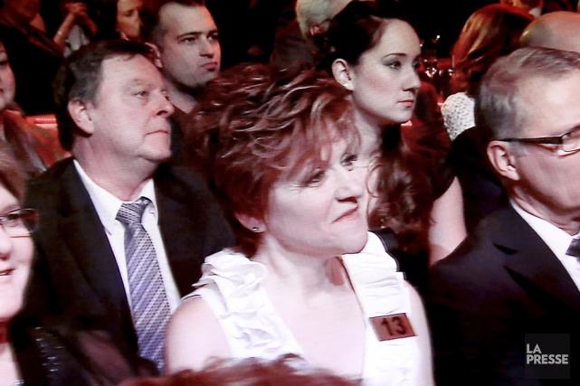Finaliste au Gala Célébration 2016, Marie Rainville Forand... (Capture d'écran)