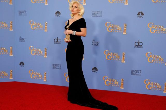 Lady Gaga a causé la surprise en remportant... (PHOTOLUCY NICHOLSON, REUTERS)