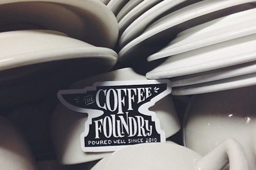The Coffee Foundry offre des remplissages de thé... (Photo tirée du site internet de The Coffee Foundry)
