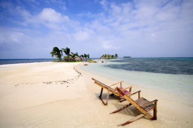 Si une quarantaine d'îles sont occupées par les... (PHOTO THINKSTOCK)