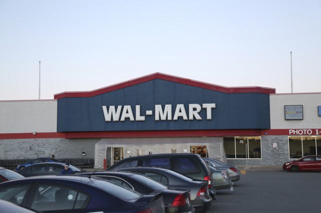 La succursale Walmart à Granby est vraisemblablement appelée... (Photothèque, Julie Catudal)