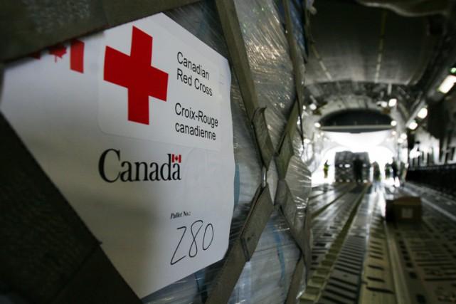 La Croix-Rouge soutient que les mineurs ne devraient... (ARCHIVES PC)