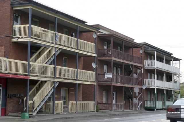 Dernièrement, le Regroupement des propriétaires d'habitations locatives (RPHL)... (Archives, La Tribune)