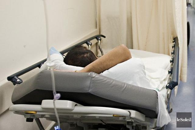 Une enquête internationale effectuée auprès de médecins de soins primaires... (Archives, Le Soleil)