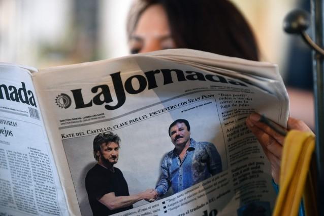 En publiant un texte à la gloire de... (Photo Alfredo Estrella, Agence France-Presse)