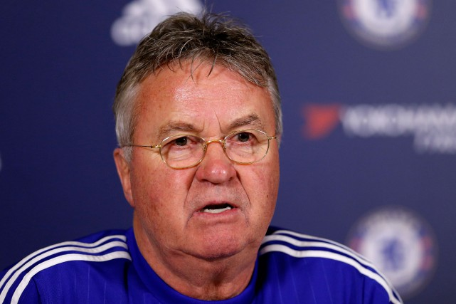 Guus Hiddink... (Photo Andrew Boyers, Reuters)