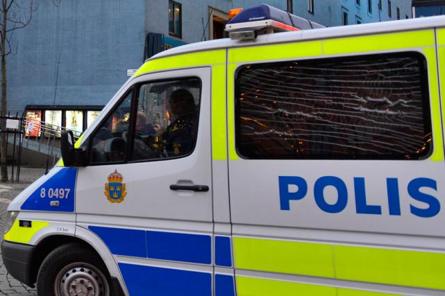 Des cambrioleurs ont appelé mardi la police suédoise à la rescousse, se sentant... (Photo Marcus Ericsson, archives Reuters)