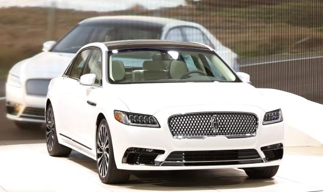 La Continental sera commercialisée au Canada cet automne.... (Photo Gary Cameron, Reuters)