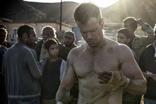 Matt Damon reprendra le rôle de Jason Bourne... (PHOTO FOURNIE PAR UNIVERSAL)