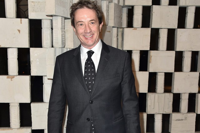 Martin Short... (PHOTO ARCHIVES AP)