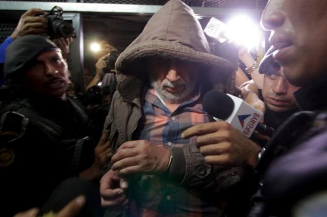 Brayan Jimenez se cachait depuis le 3 décembre... (PHOTO REUTERS)