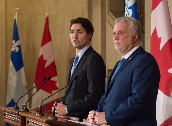 «Cette année, le nouveau gouvernement libéral à Ottawa... (Photo Jacques Boissinot, archives La Presse)