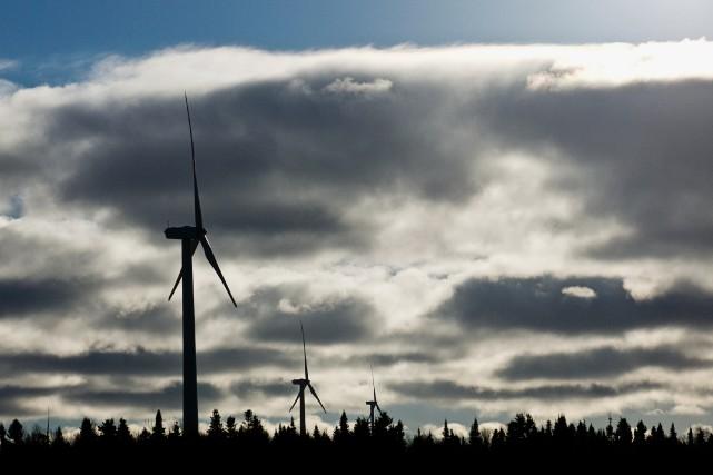 «Un secteur de l'efficacité énergétique fort au Québec... (PHOTO HUGO-SÉBASTIEN AUBERT, ARCHIVES LA PRESSE)