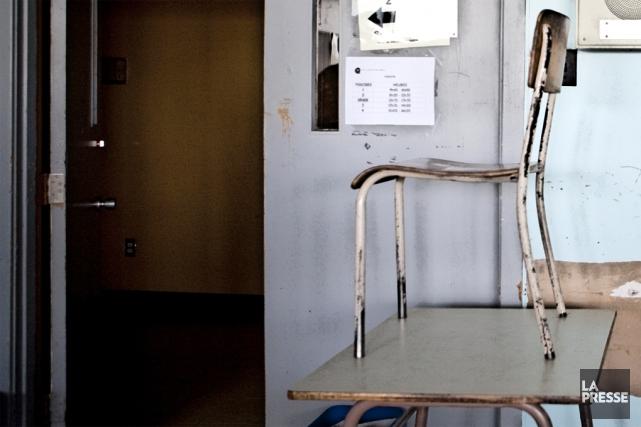 La vétusté des écoles est mesurée selon l'état... (PHOTOMARCO CAMPANOZZI, ARCHIVES LA PRESSE)
