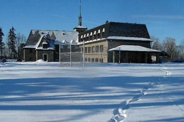 Le centre de désintoxication Mélaric, à Saint-André d'Argenteuil... (Courtoisie)
