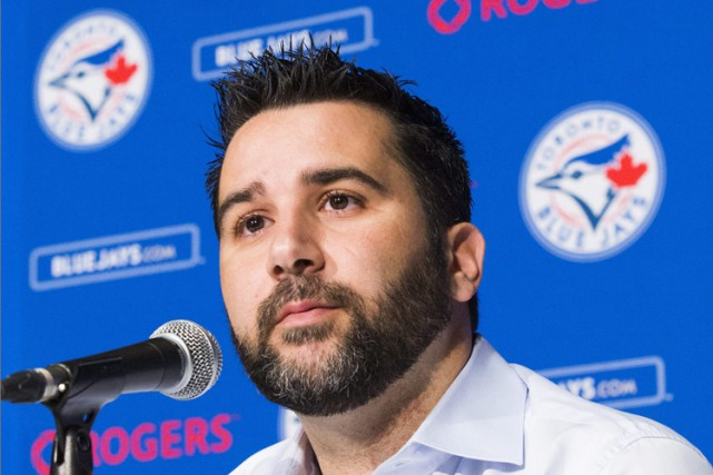 Alex Anthopoulos... (PHOTO AP)