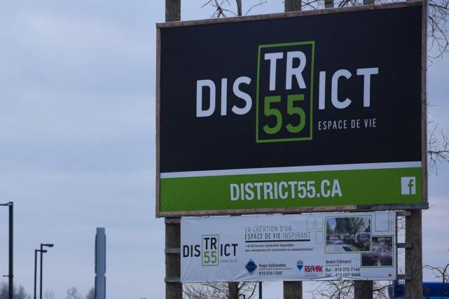 Il y aura, dans le développement du District... (François Gervais)