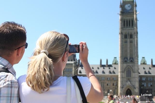 ÉDITORIAL / L'arrivée d'un nouveau gouvernement à Ottawa... (Patrick Woodbury, Archives LeDroit)