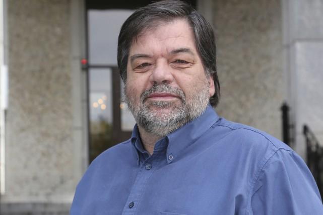 Le président du conseil du quartier deux, Richard... (Photos archives La Voix de l'Est)