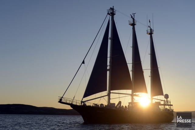 Levoilier Sedna IV.... (La Presse)
