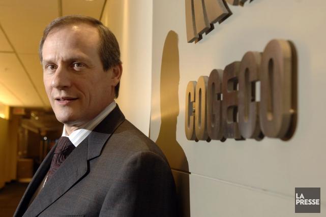 Président et chef de la direction de Cogeco,... (Photo: La Presse)