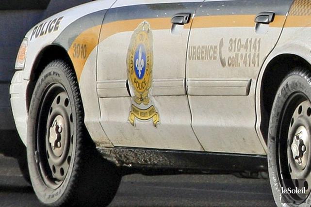 Un homme de 37 ans de Baie-Comeau, David St-Pierre, a été arrêté mercredi et se... (PHOTO PASCAL RATTHÉ, ARCHIVES LE SOLEIL)