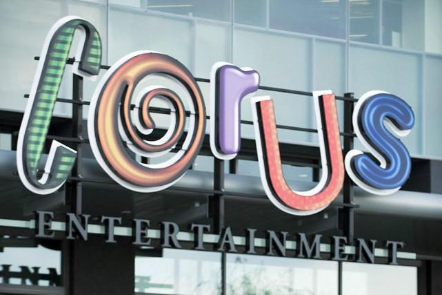 La firme torontoise Corus Entertainment a affiché mercredi un bénéfice de 76,6... (Photo archives La Presse Canadienne)