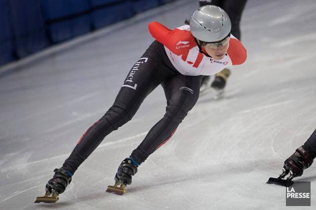 Marie-Ève Drolet sera de retour à la compétition... (Photo Ivanoh Demers, La Presse)