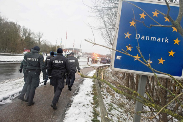 Le Danemark, pays de 5,4 millions d'habitants, a... (PHOTO AFP)