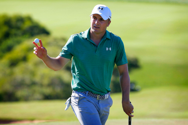 Jordan Spieth... (Photo Matt York, AP)