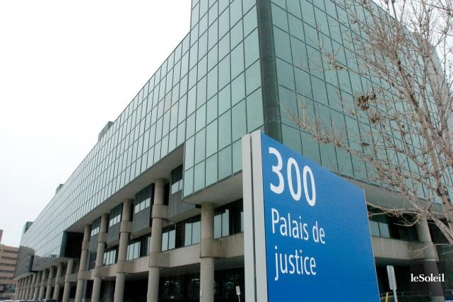 René Lesage a été condamné à 30 mois... (Photothèque Le Soleil, Erick Labbé)
