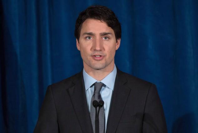 Le premier ministre du Canada, Justin Trudeau... (Photo Darryl Dyck, archives La Presse Canadienne)