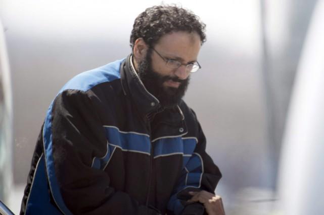 Chiheb Esseghaier estime qu'il devrait être jugé selon... (ARCHIVES PC)