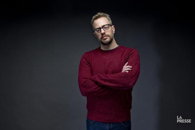 L'humoriste et comédien Martin Perizzolo sera au Sous-Bois... (Archives La Presse)