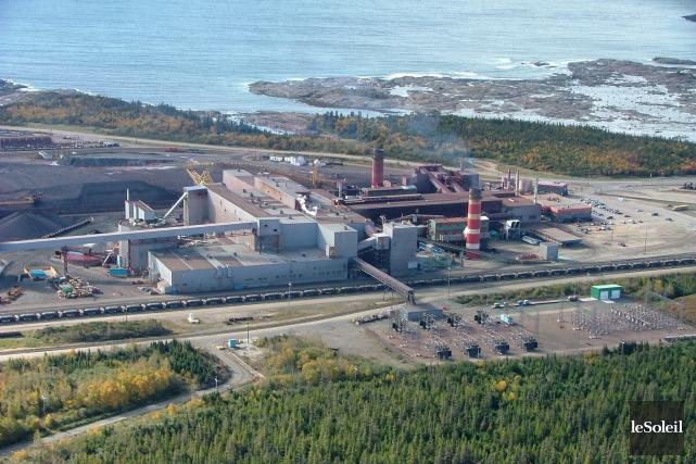 ArcelorMittala enregistré en 2015, le plus grand tonnage... (Photothèque Le Soleil)