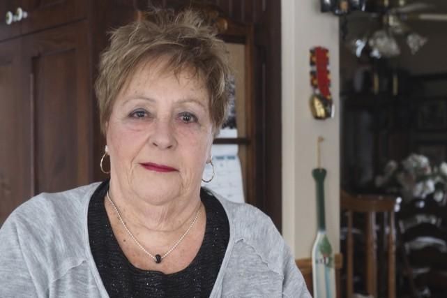 Jeannette Châtelin-Rainville, qui a été conseillère municipale à... (Alain Dion)