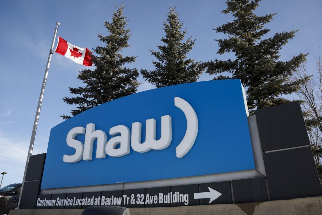 Shaw Communications a vendu 100% de sa filiale... (Jeff McIntosh, PC)