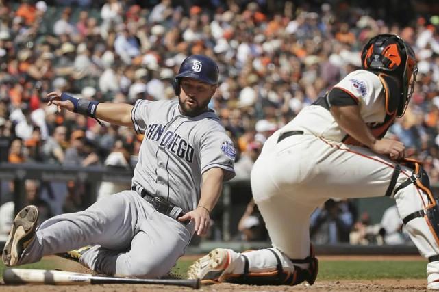 Les Padres ne seront pas en terrain inconnu... (Associated Press)