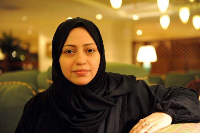 Samar Badawi était déjà sur ses gardes. Elle... (Photo archives Amnistie internationale)