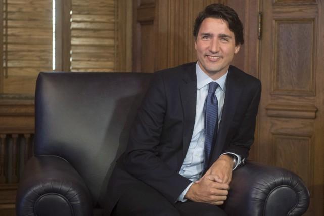 Mercredi, le premier ministre Justin Trudeau a soutenu... (Adrian Wyld, PC)