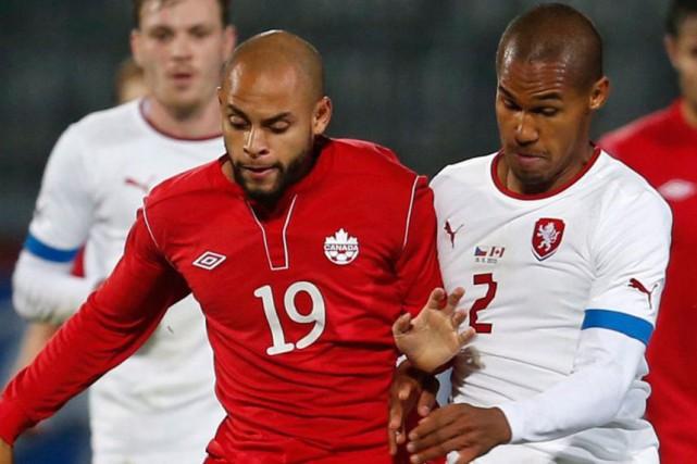 Kyle Porter a représenté le Canada à sept... (Petr David Josek, Archives AP)