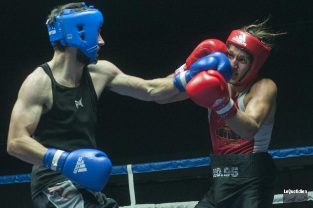 Le Club de boxe olympique de Jonquière (CBOJ) a un urgent besoin de médecins de... (Archives Le Quotidien)