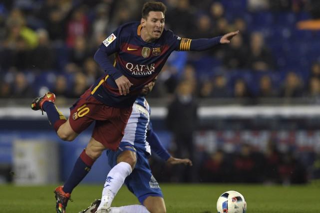 Messi ne jouit toujours pas de la même... (AFP, Lluis Gene)