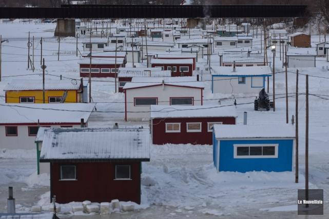 La température froide des derniers jours permettra l'ouverture de la saison de... (Photo François Gervais, archives Le Nouvelliste)