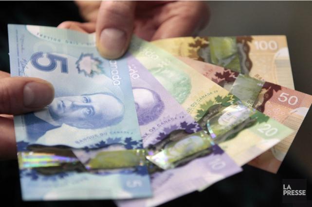 Le fardeau fiscal des Québécois et des entreprises de la province est le plus... (Photo d'archives)