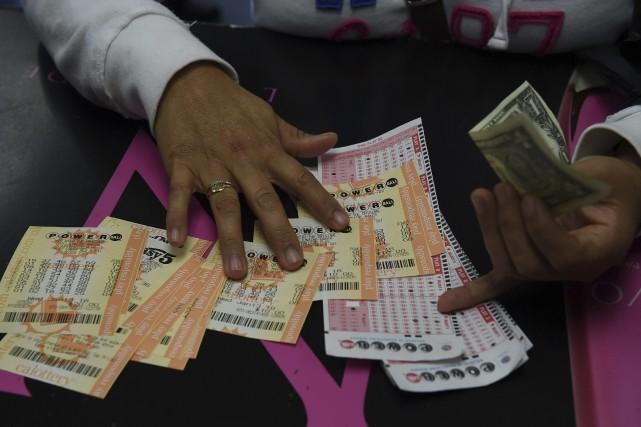 LOS ANGELES - Au moins un ticket gagnant a été vendu en Californie (ouest des... (Photo AFP)