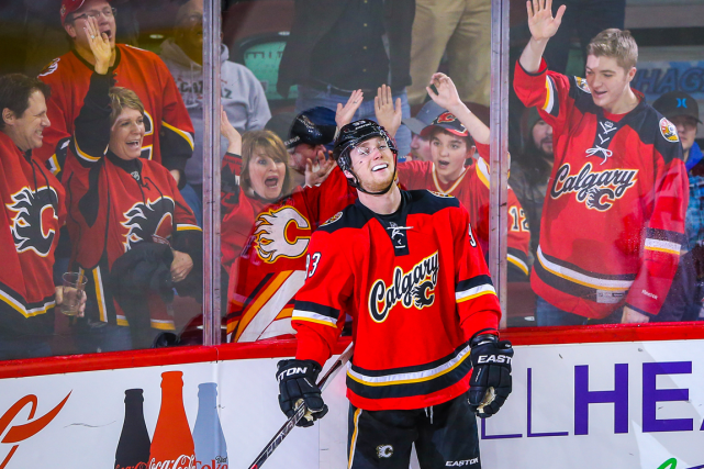 Sam Bennett... (Photo Sergei Belski, USA Today)